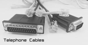 Modular Telephone Modem Cable Cord