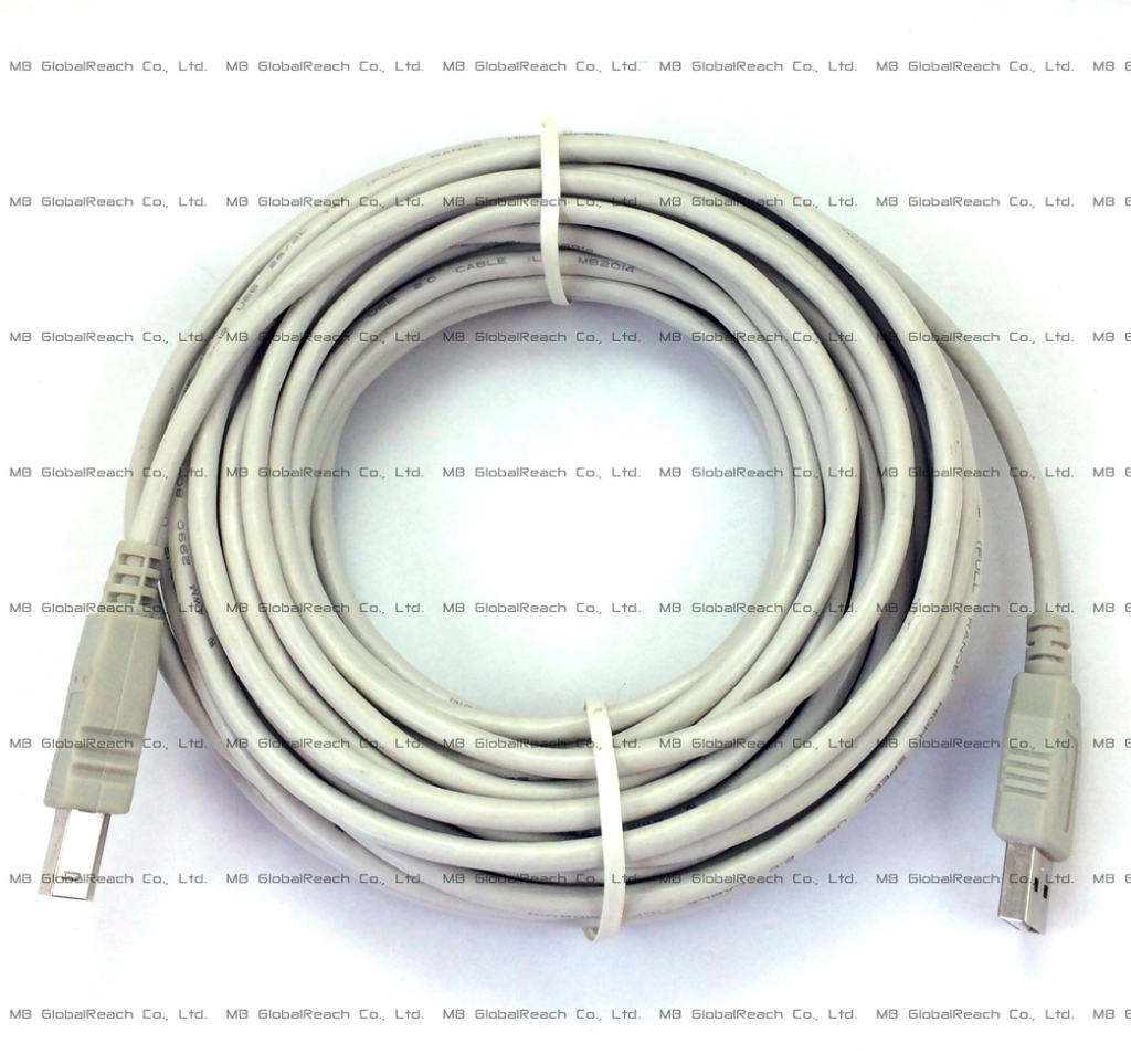 USB Cable USB Type A Male to USB Type B Male